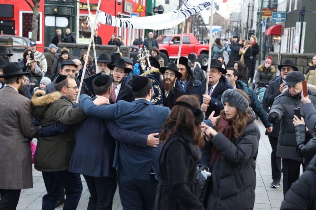 Államilag elismert vallás lett a zsidóság Izlandon