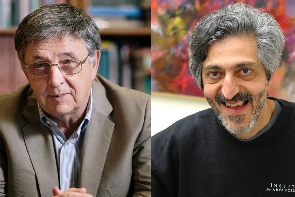 """Lovász László és az izraeli Avi Wigderson kapták meg a """"matematika Nobel-díját"""""""
