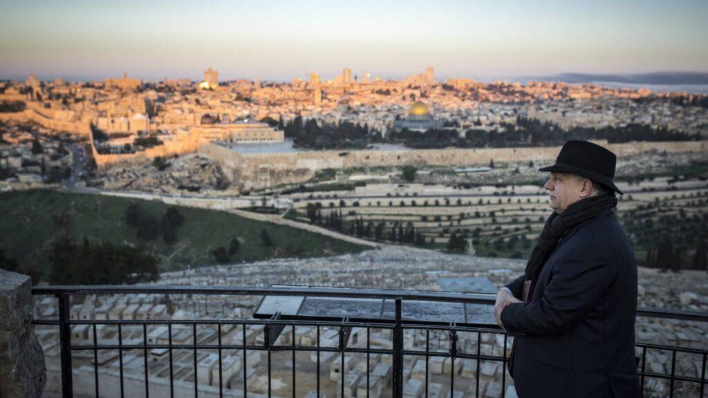 Orbán Viktor Izraelbe utazik a héten