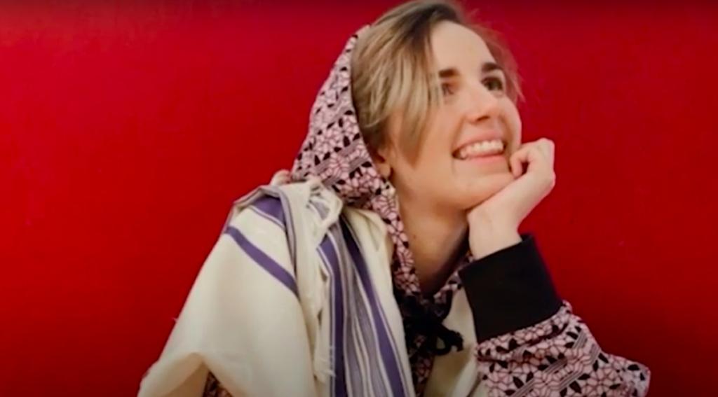 A zsidó fiatalok példaképe szeretne lenni Németország legfiatalabb női rabbija