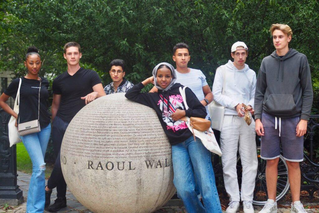 Svéd-díj fiataloknak Wallenberg emlékére