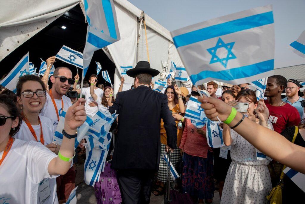 Ma annyi zsidó él a világon, mint 1925-ben