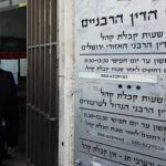 A zsidó felekezetek finanszírozásának befagyasztását kéri a kormánytól a jeruzsálemi rabbinikus bíróság