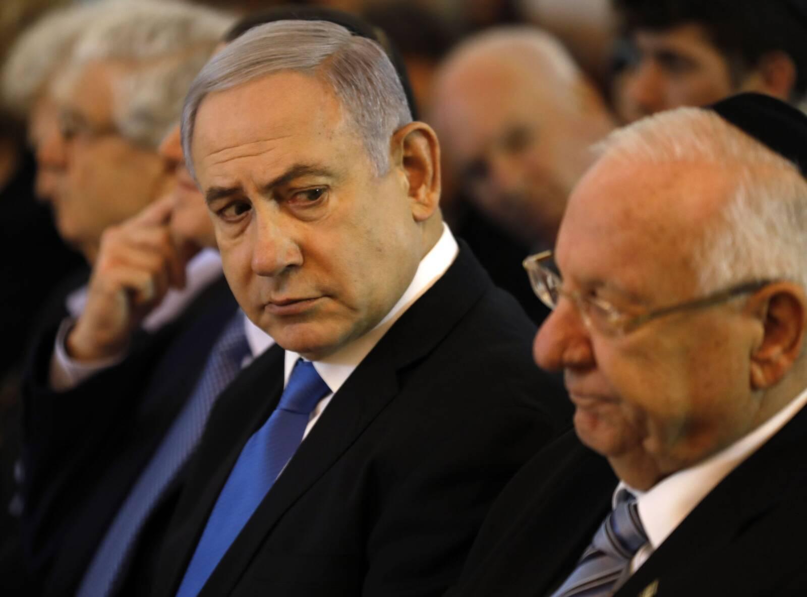 Benjámin Netanjahut kérte fel kormányalakításra azizraeli elnök