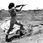 A tűzvonalban is harcoltak nők az izraeli Függetlenségi Háborúban