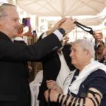 Holokauszt-túlélők tartottak bár micvá ünnepséget a Siratófalnál
