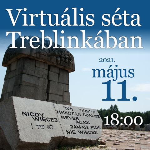 """""""Térkép e táj"""" – Virtuális séta Treblinkában"""