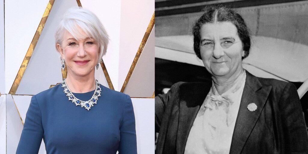 Oscar-díjas színésznő alakítja Golda Meirt az izraeli miniszterelnökről készülő új filmben