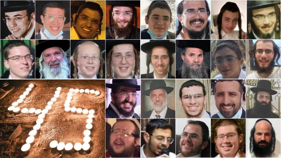 Nemzeti gyásznappal emlékeznek Izraelben a Meron-hegyi tragédia 45 áldozatára