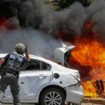 Több mint 130 rakétát zúdított a Hamasz pár perc leforgása alatt a Gázához közeli izraeli városokra