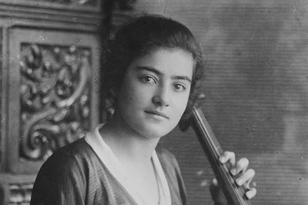 Harcolt a nácik ellen a világ első női karmestere