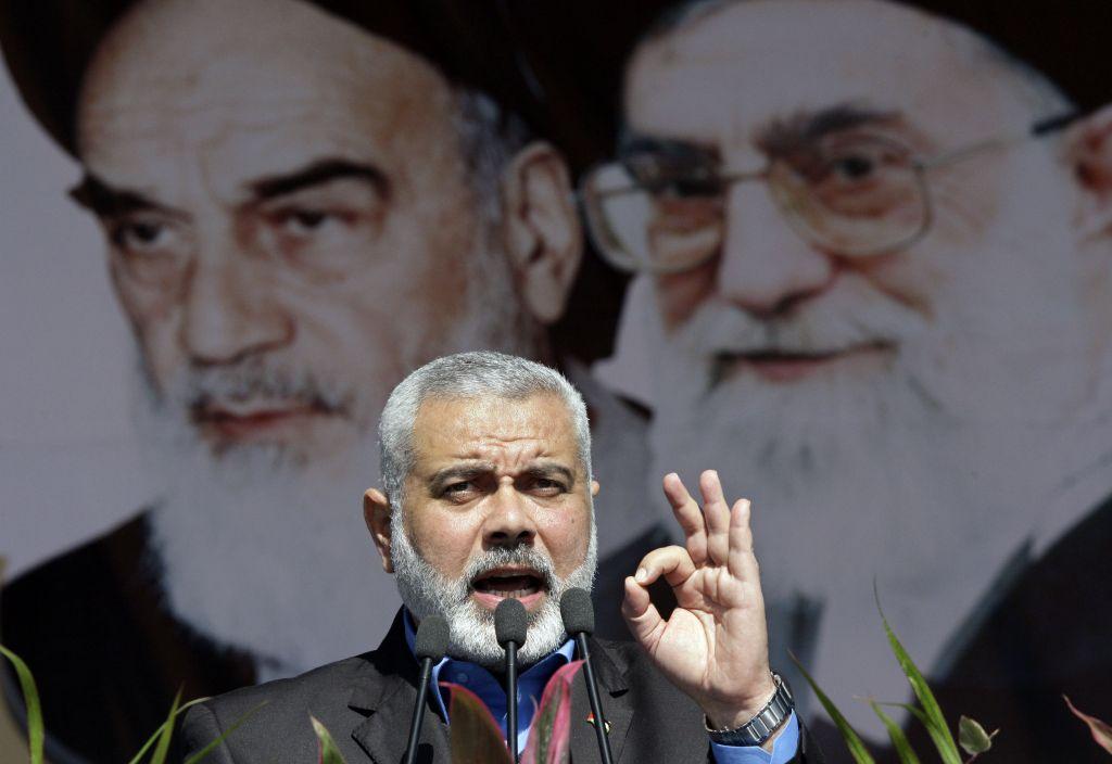 A Hamász vezetője Iránnak köszönte meg a harcokban nyújtott támogatást