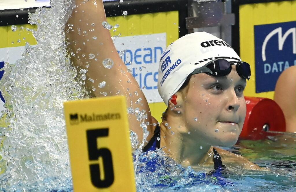 Egy 17 éves izraeli úszó taszította le a trónról Hosszú Katinkát