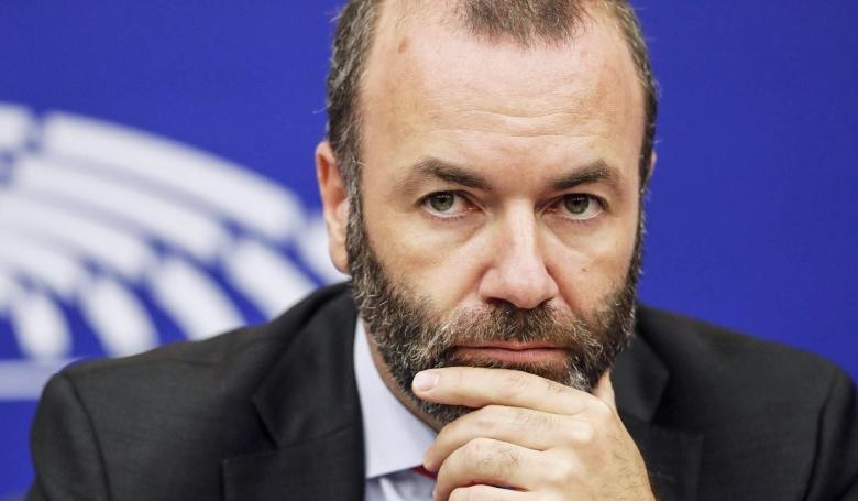 Manfred Weber: az EU-nak el kellene ítélnie a Hamász Izrael elleni terrorját
