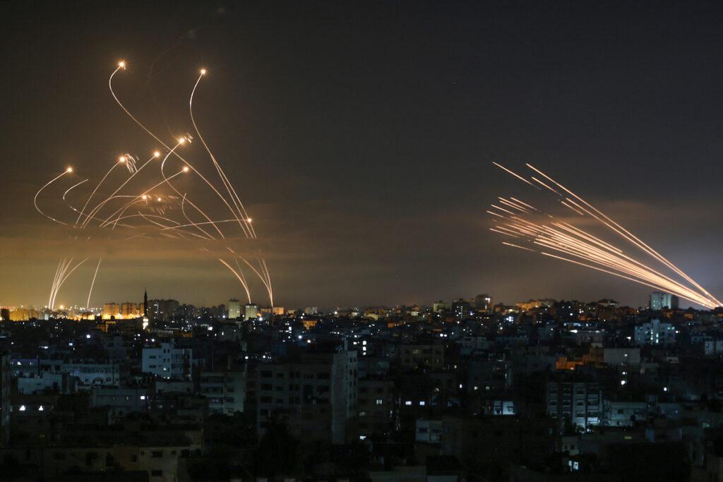 Már nem házibarkács – Így fejlesztettek saját rakétaarzenált a palesztin terrorszervezetek