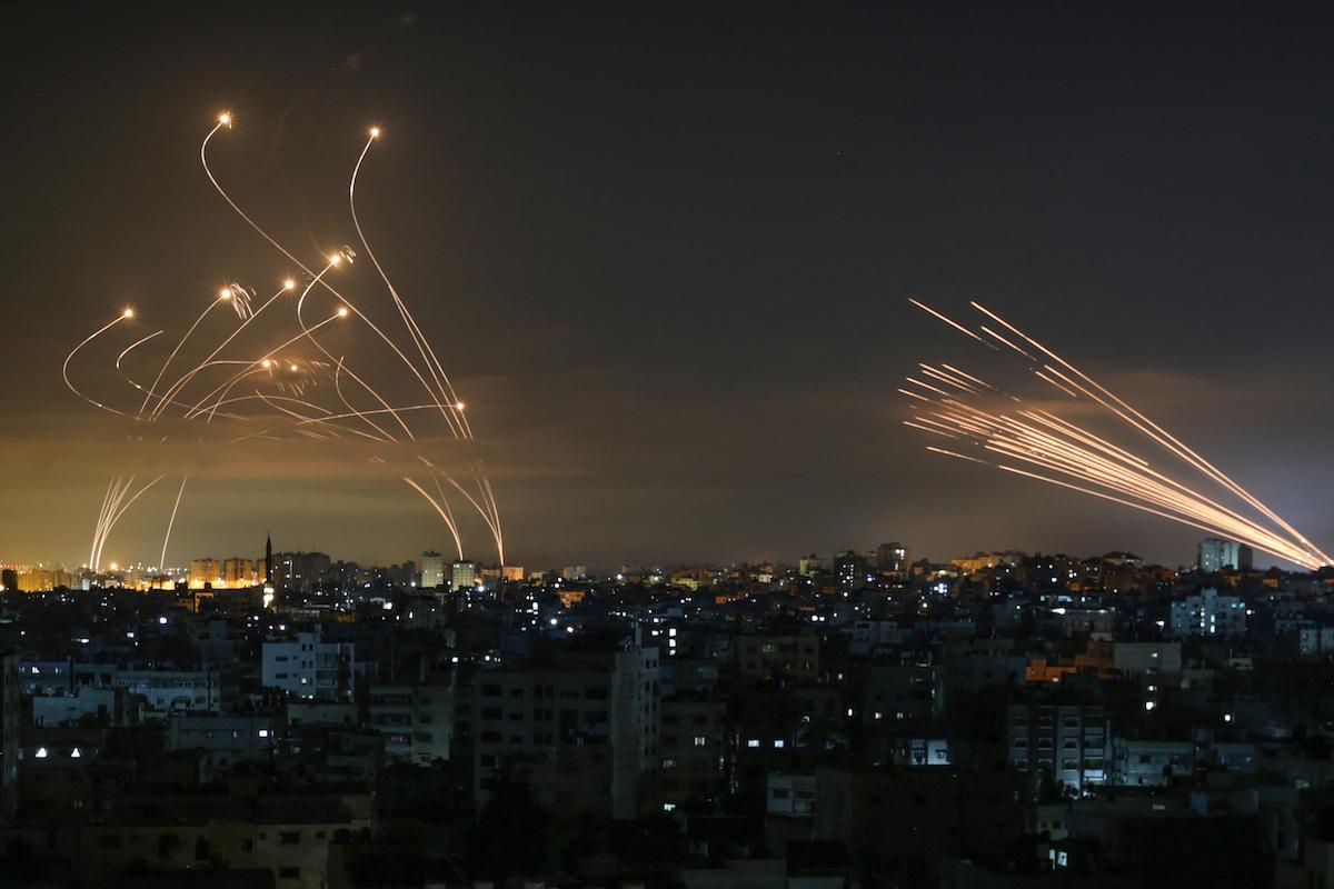 Már nem házibarkács – Így fejlesztettek saját rakétaarzenált a palesztin terrorszervezetek – Kibic Magazin