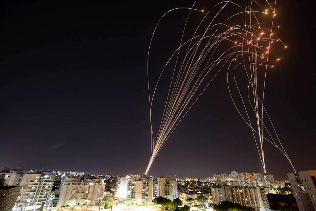 Háromezerhez közelít a Gázából Izraelre kilőtt rakéták száma