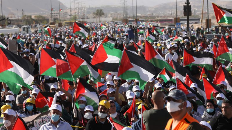Két Izrael-ellenes tüntetés lesz Budapesten