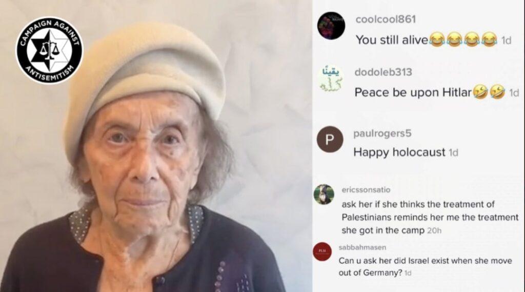 Antiszemita gyűlöletcunami zúdult egy magyar származású holokauszt-túlélőre a közösségi médiában