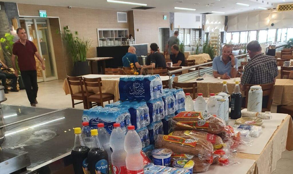 Észak-izraeli arab városok küldtek segélyt a Meron-hegyi katasztrófa túlélőinek