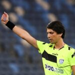 Először vezetett transznemű bíró focimeccset egy első osztályú mérkőzésen Izraelben