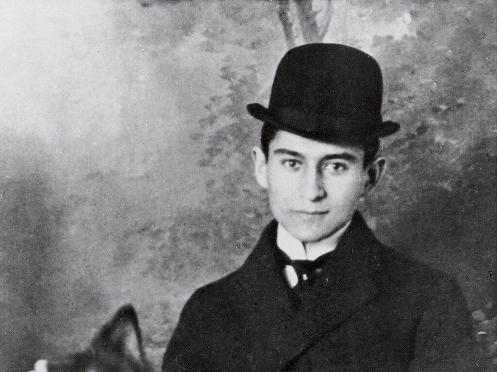 Hogyan gyakorolta Franz Kafka a héber nyelvet?