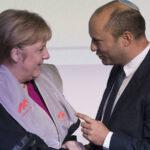 Az új izraeli kormányfő meghívta hazájába a német kancellárt
