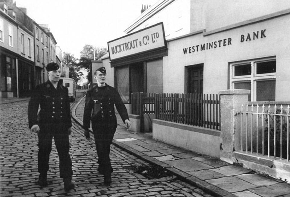 Minden öt meggyilkolt fogoly után zsoldkiegészítést kaptak az SS-tisztek Alderney-ben