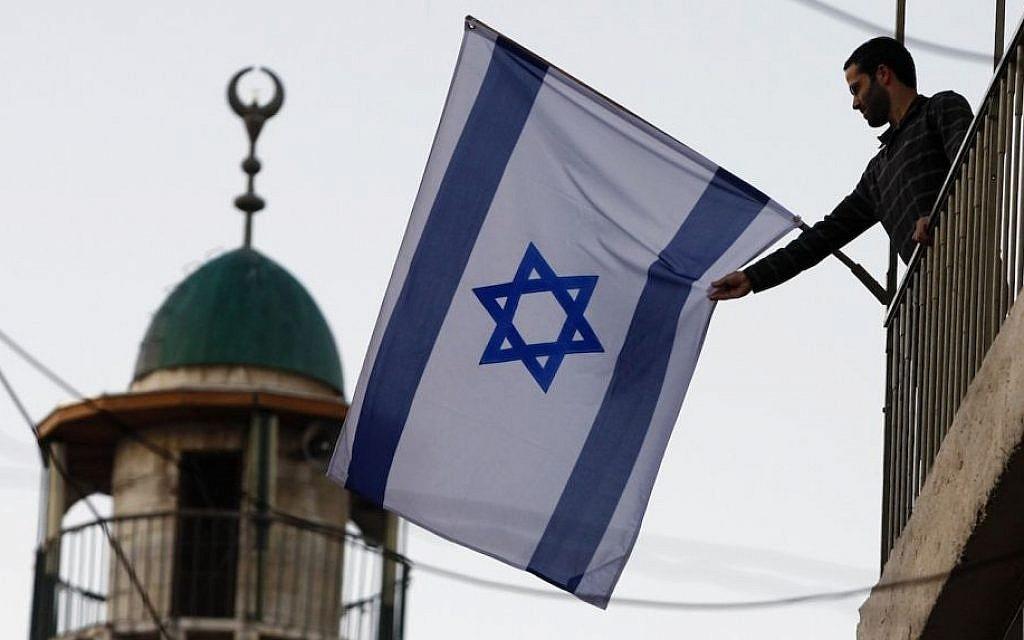 Izrael mindig védekező háborút folytatott és sosem gyarmatosított
