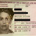 """""""Megszállt Palesztin Területeket"""" írtak születési helyként egy izraeli nő brit útlevelébe"""