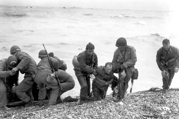 Térkép e táj – Normandiai partraszállás