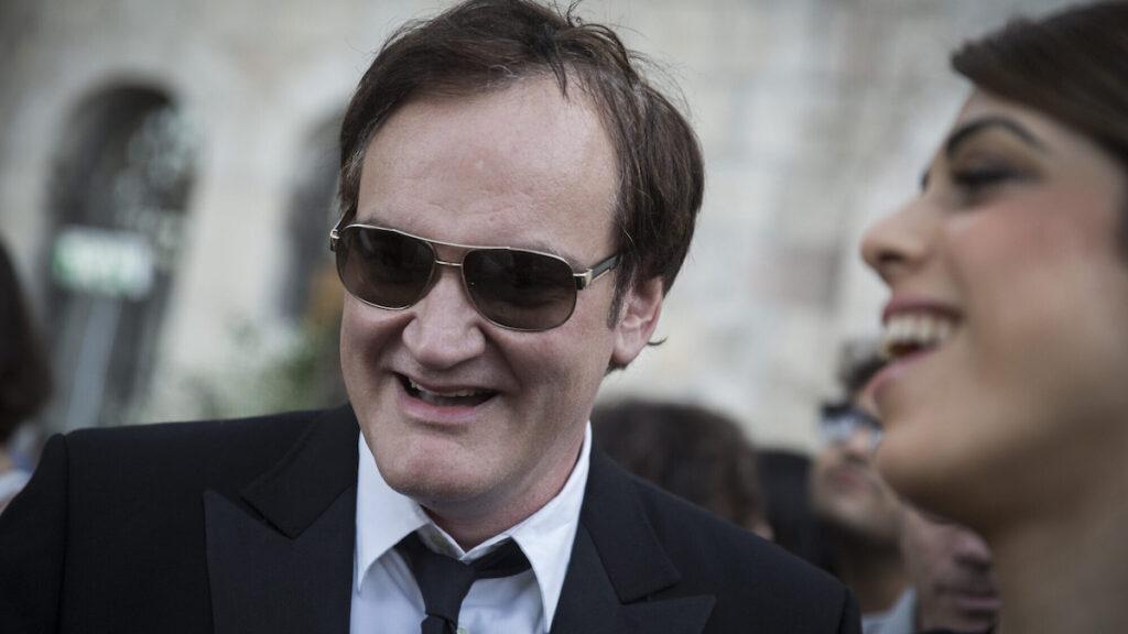 Tarantino az izraeli babatévéből tanul héberül