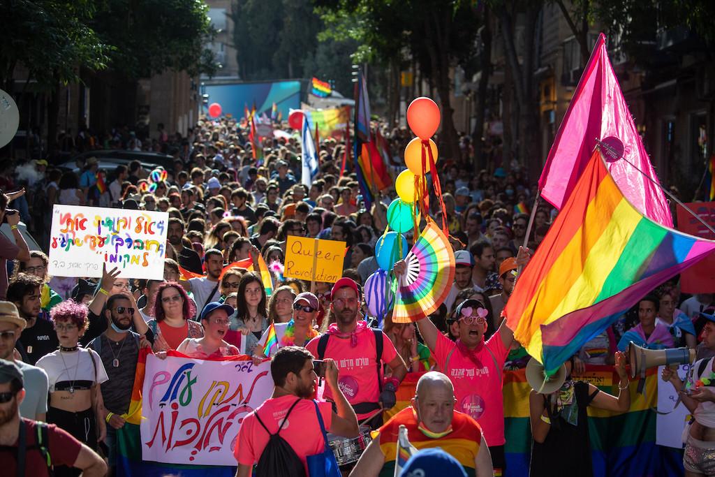 Jeruzsálemi melegfelvonulással indult a Pride-hónap Izraelben