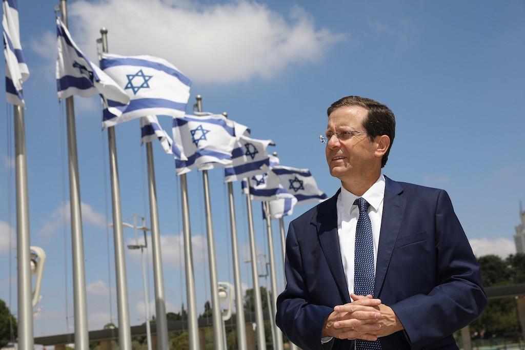 Jichák Hercog lesz Izrael 11. államelnöke