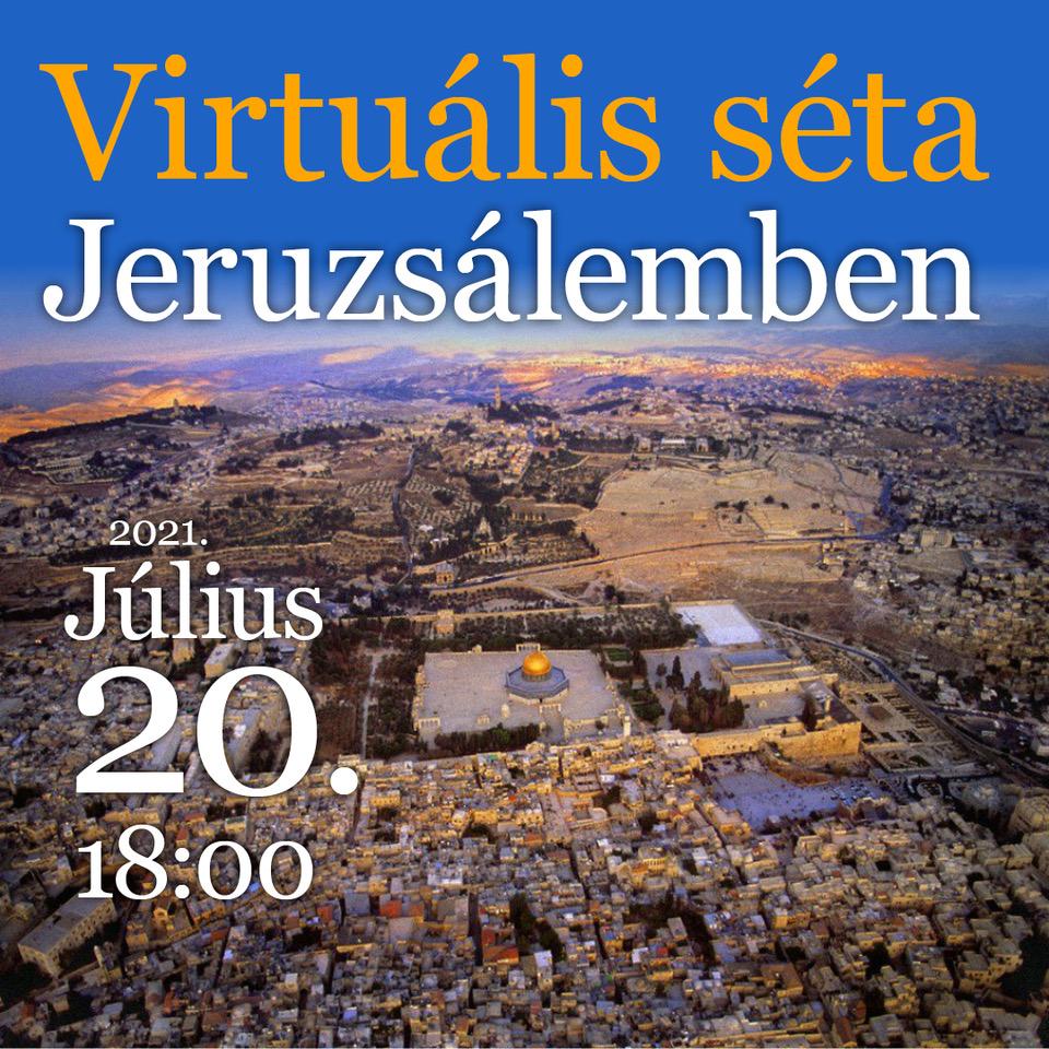 Térkép e táj – Jeruzsálem a Bibliában