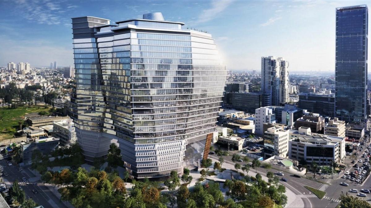 Tel-avivi felhőkarcoló lett a világ legjobb irodaháza – Kibic Magazin