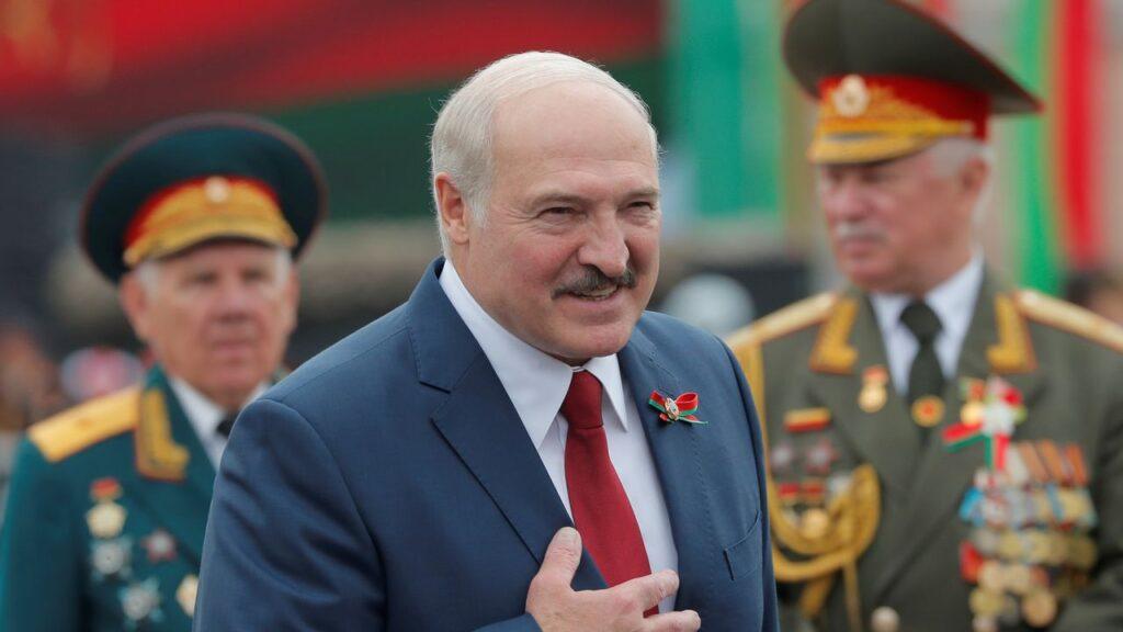 Lukasenka: A zsidók elérték, hogy az egész világ hason csússzon előttük