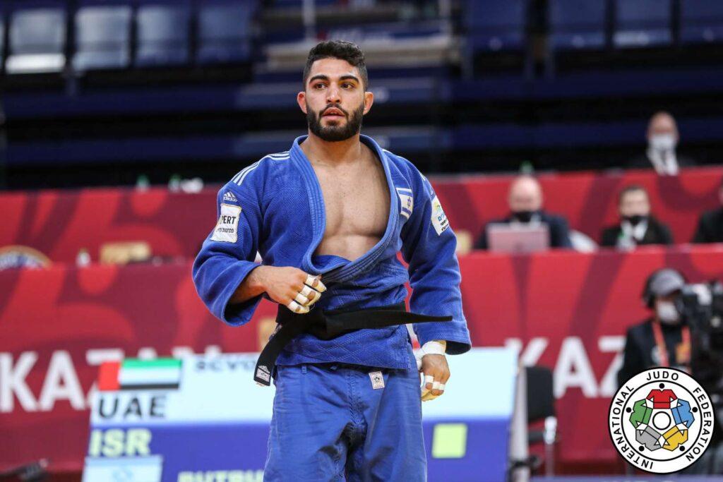 Visszalépett egy algériai dzsúdós az olimpiától, csak hogy ne kelljen kiállnia izraeli ellenféllel