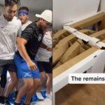 Az izraeli baseballosok letesztelték, mennyit bírnak az ágyak az olimpiai faluban, botrány lett belőle