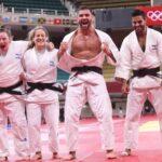 Hatalmasat küzdve lett bronzérmes az izraeli dzsúdós csapat