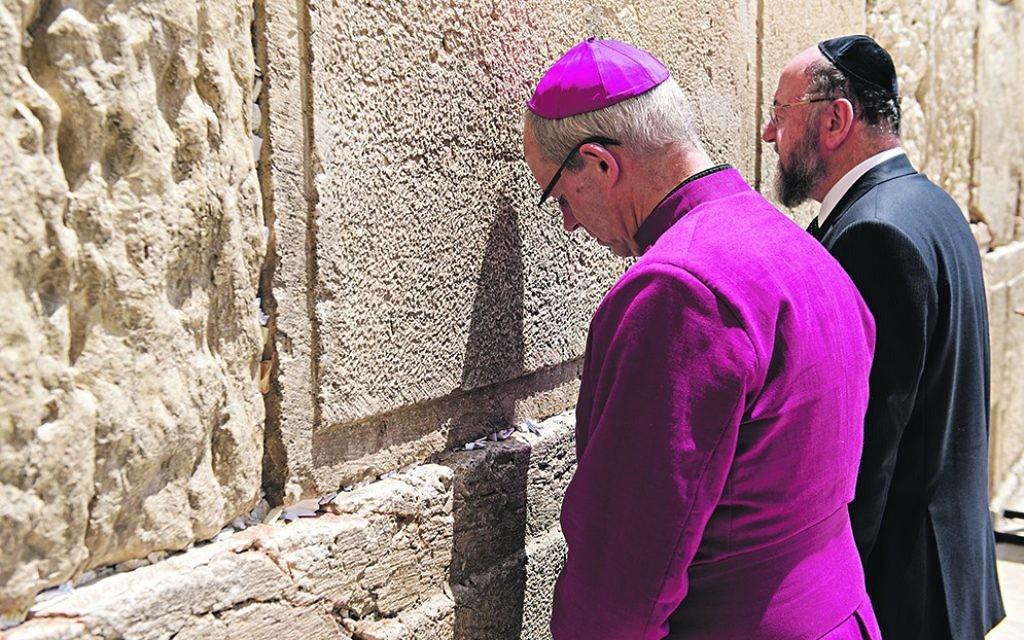 800 év után kérne bocsánatot az anglikán egyház a zsidóellenes törvények miatt