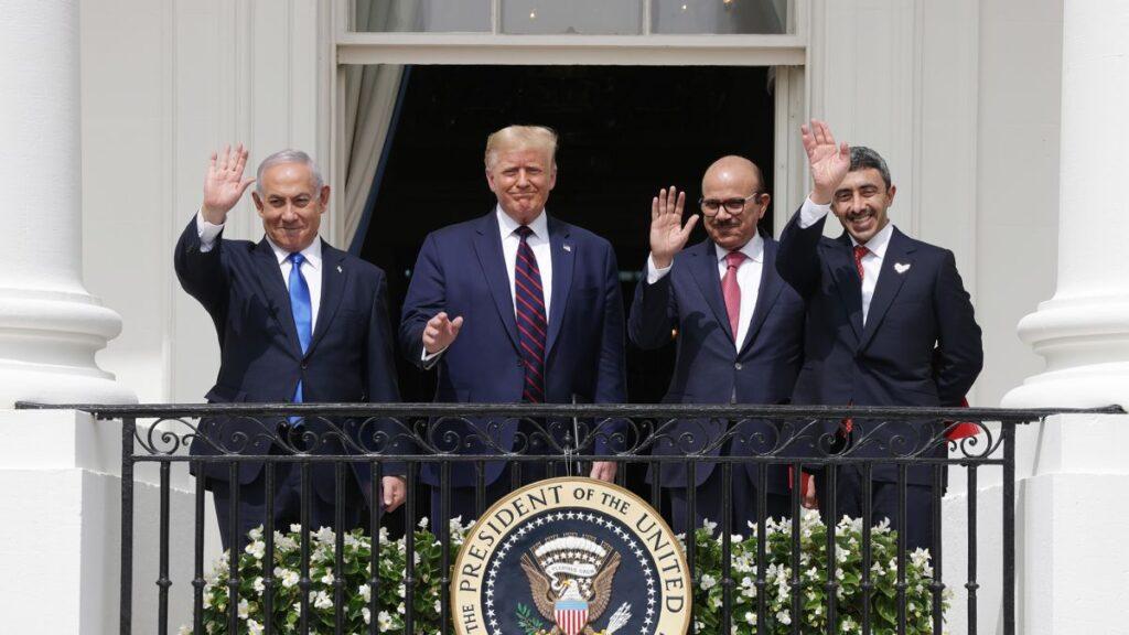 Biden leállította a közel-keleti békét elősegítő Ábrahám Alapot