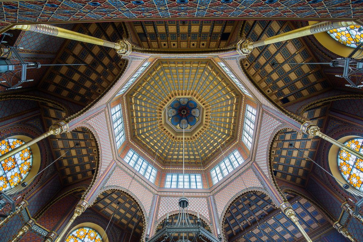 A látogatók előtt is megnyílik a megújult Rumbach zsinagóga – Kibic Magazin