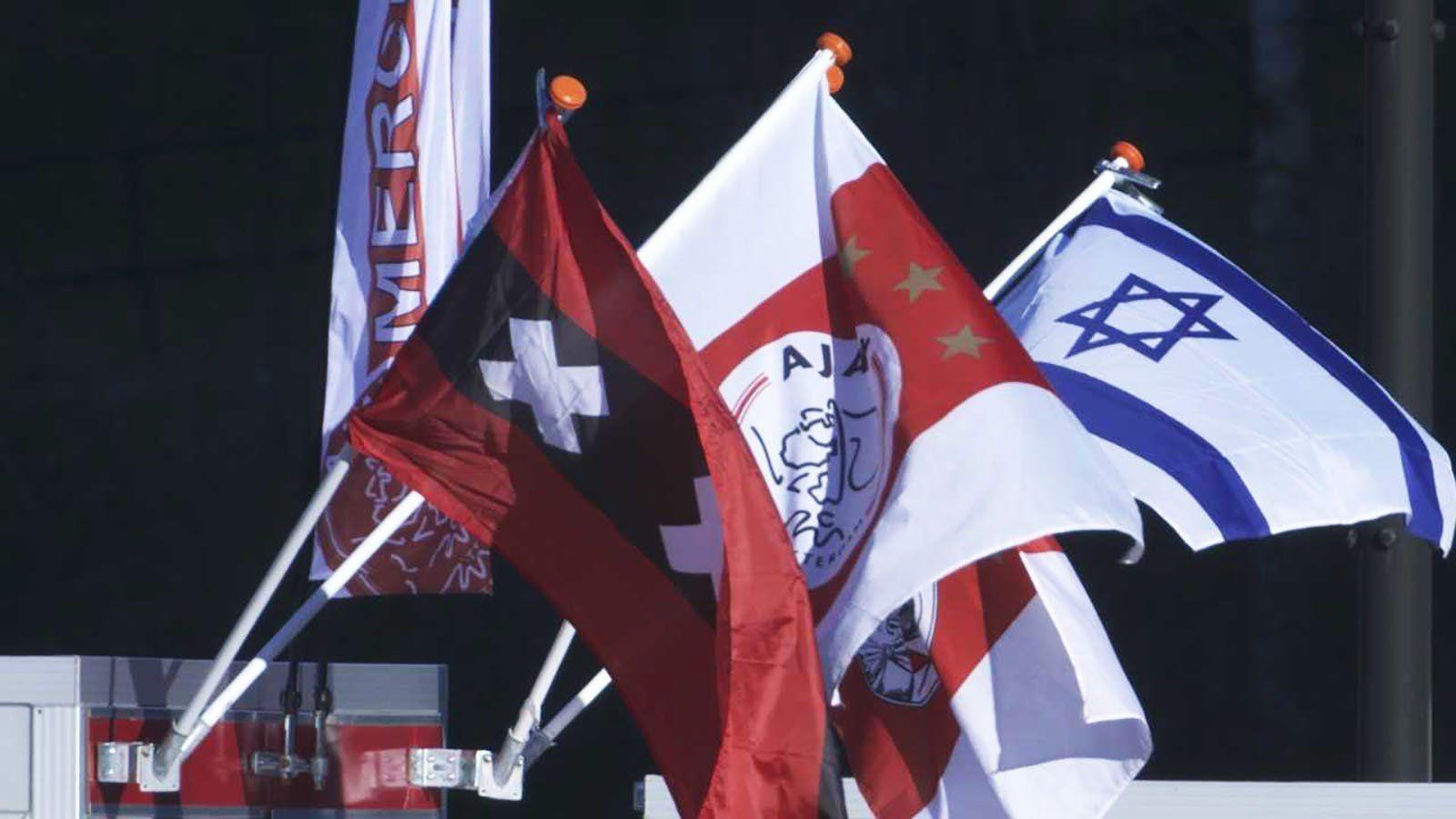 Antiszemita graffiti jelent meg Rotterdam utcáin, miután a városi csapat sztárja az Ajaxhoz igazolt – Kibic Magazin