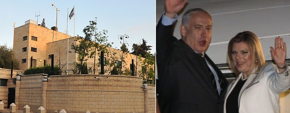 Kiköltözött Benjamin Netanjahu a kormányfői rezidenciáról