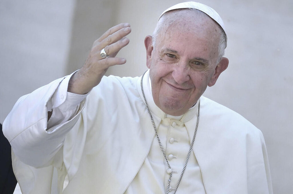 A Mazsihisz elnökével és az országos főrabbival is találkozni fog Ferenc pápa