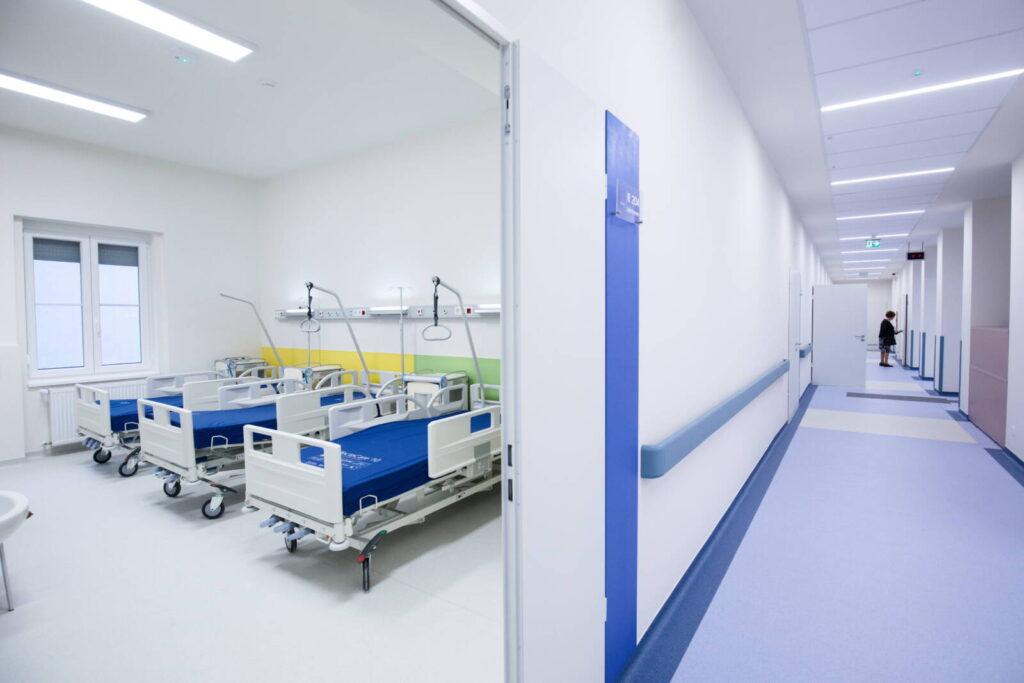 Megújult Közép-Európa egyetlen zsidó kórháza, a Szeretetkórház