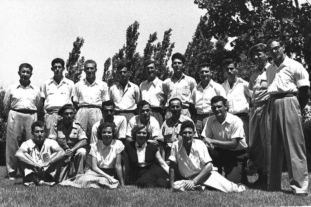 Adománynak köszönhetően jutottak el Izrael fiataljai az első olimpiára 1952-ben