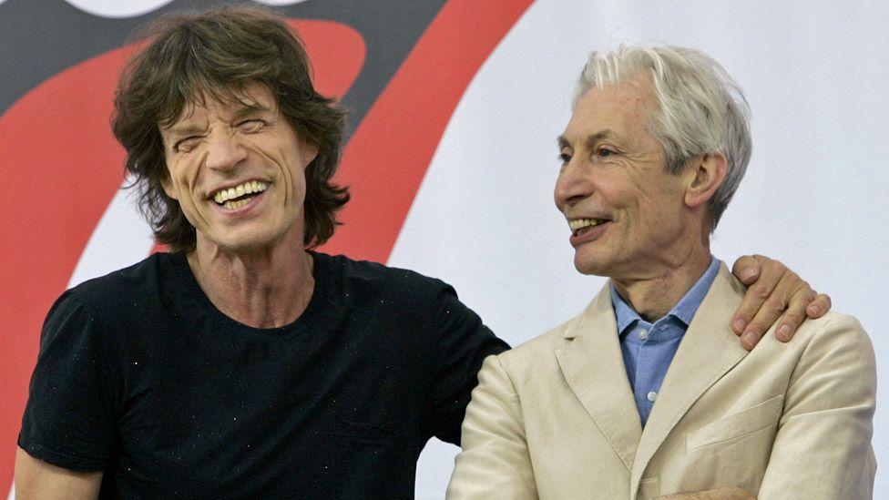 Elhunyt a Rolling Stones dobosa, Charlie Watts