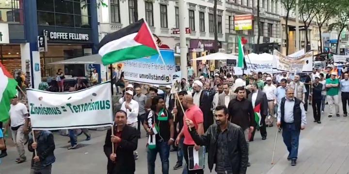 Kutatás: a muszlim bevándorlók aránytalanul felerősítik az antiszemitizmust Európában
